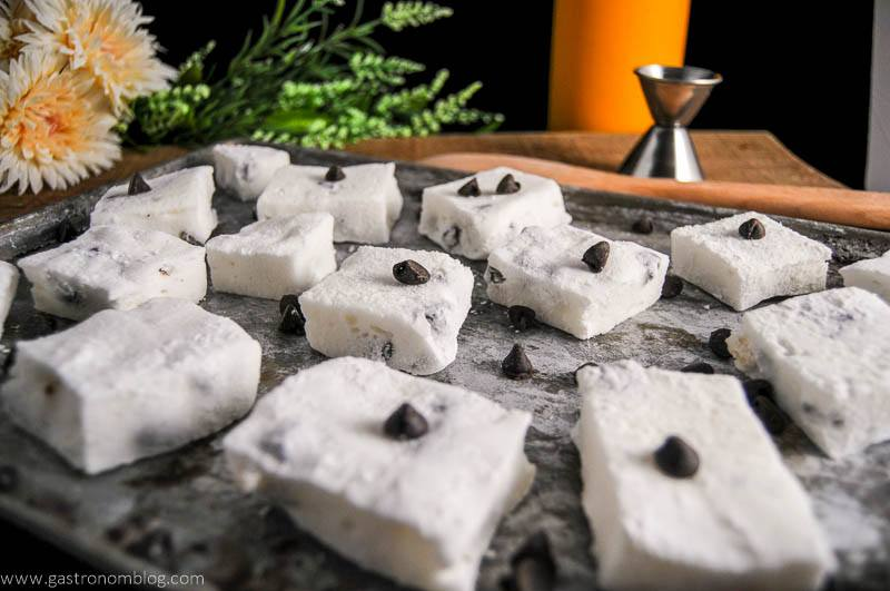 Chocolate Chip Boozy Marshmallows