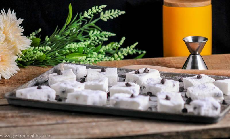 Chocolate Chip Boozy Marshmallows