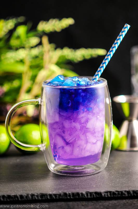 The Galaxy Magic Moscow Mule Vodka Cocktail A Color