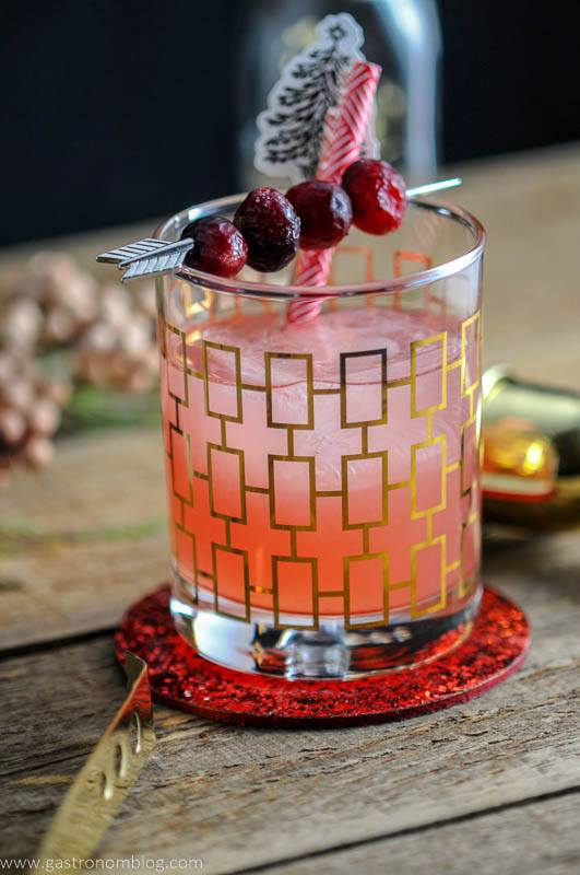 The Red Hound - A Vodka Cocktail