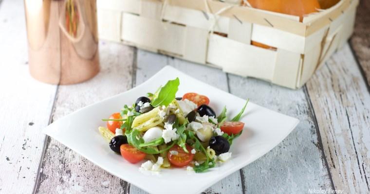 Salad Kalina / Салата Калина