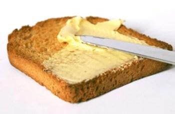 Toast beurré