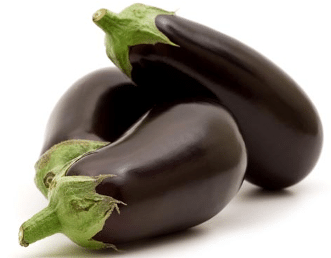 Violet de l'aubergine