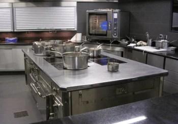 Piano de cuisson professionnel