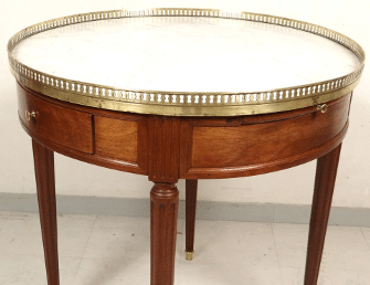 Table ancienne en acajou