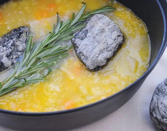 Soupe de pierre
