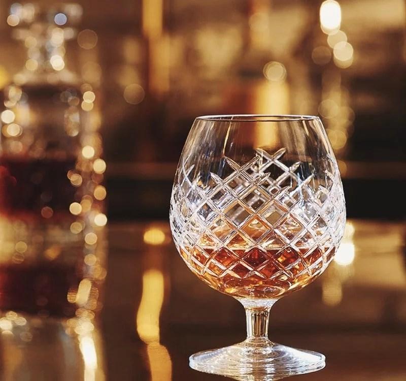 Verre de brandy