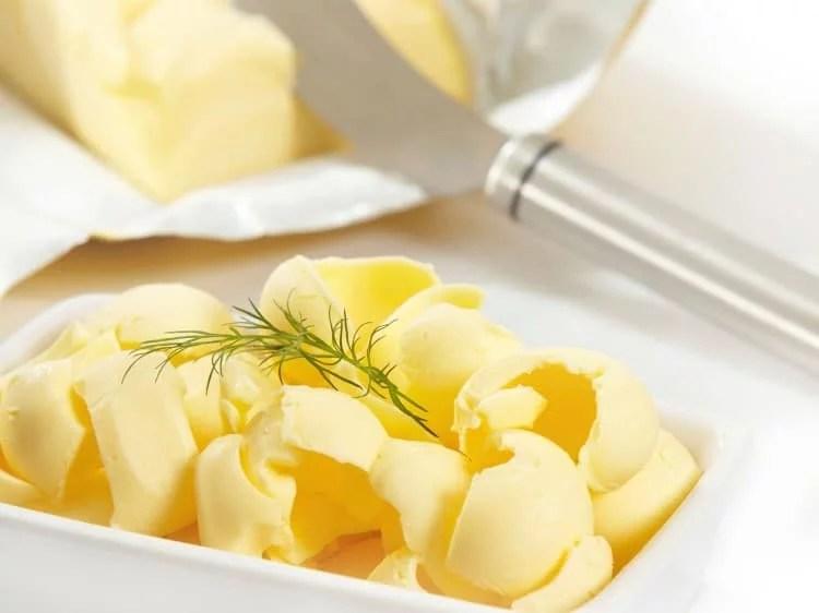 Coquilles de beurre