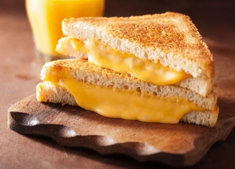 Grilled cheese ou croque-monsieur à l'américaine