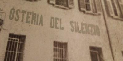 osteria l'angolo del silenzio