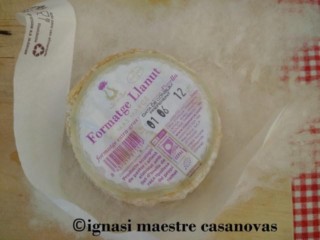 formatge llanut