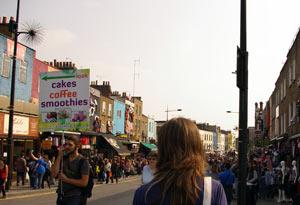 Comiendo en Londres: InSpiral Lounge