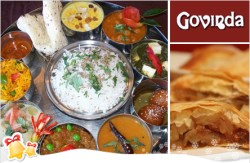 restaurante Govinda