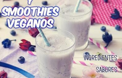 Batidos y smoothies veganos - GastronomiaVegana.org