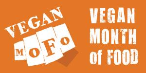 Comienza el VeganMoFo 2011
