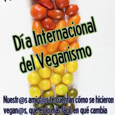 El veganismo: como te lo cuento
