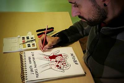 Dibujando - Luiso García
