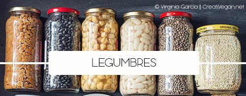 Legumbres cocidas y legumbres crudas - Cómo cocinar con legumbres - GastronomiaVegana.org