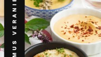 Hummus veraniegos: 6 recetas de hummus fresquísimos para combatir el calor