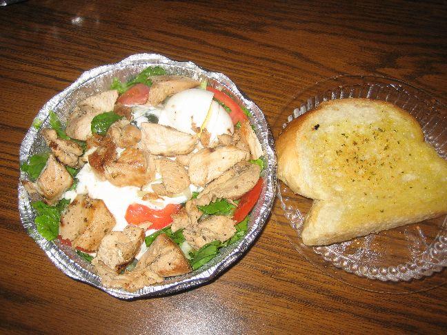 mad greek chicken salad