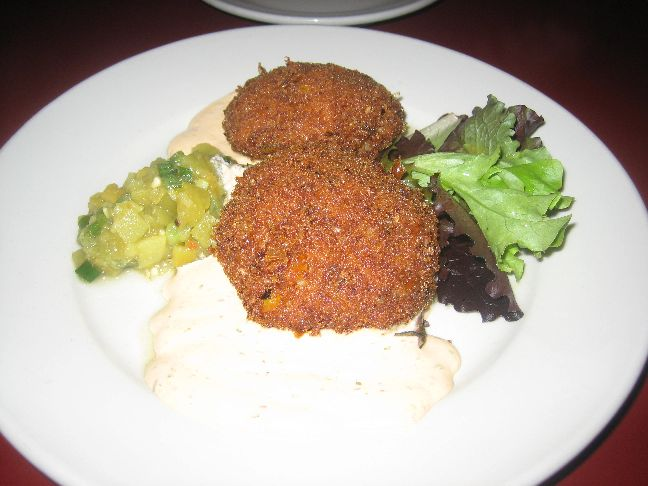 stella grill crab and corn cakes