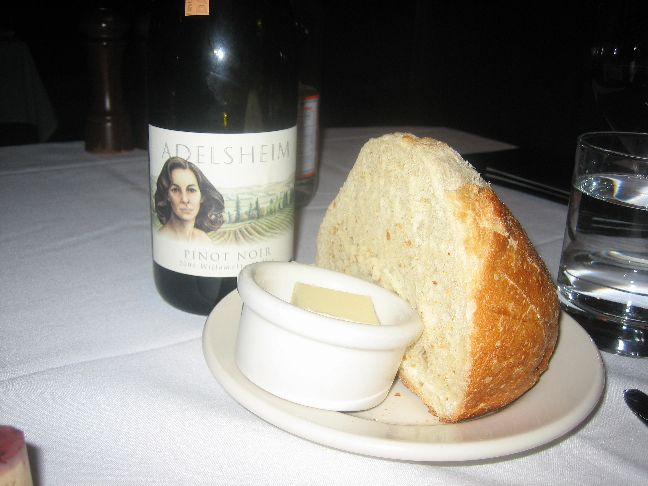 spencers wine and bread