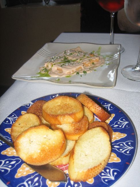 cafe madrid pate de pescado