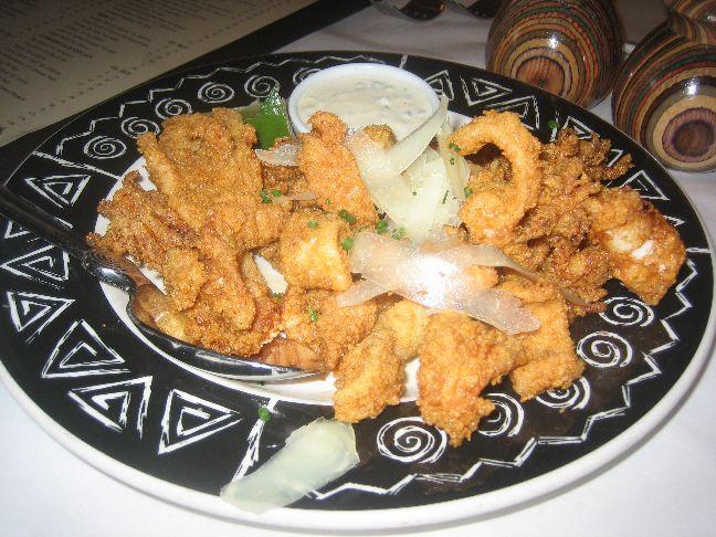 bambara calamari