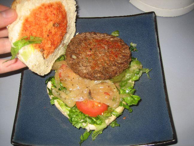 au naturale burger 2