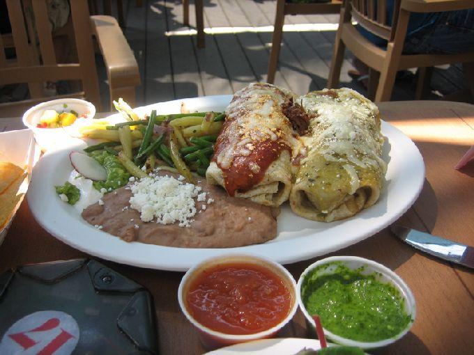 tarahumara burrito