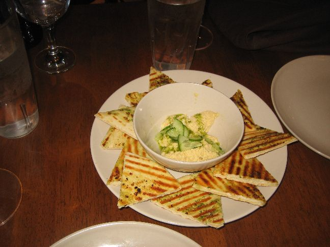 olive bistro hummus