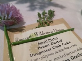 log haven romantic dining
