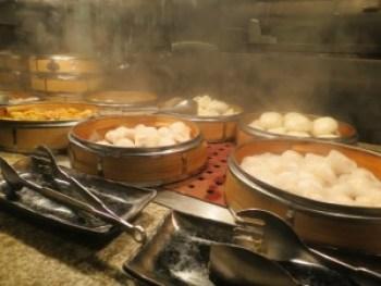 bacchanal steamed buns