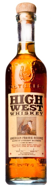 high west distillery prairie reserve bourbon