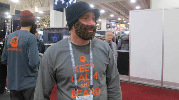 keep calm and beard