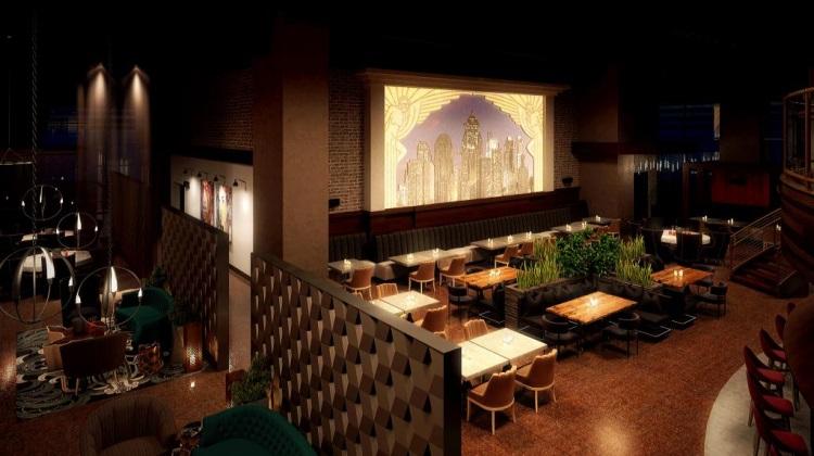 air concept restaurant interior slc