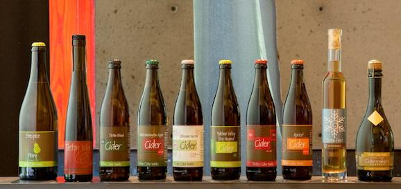 tieton cider works cider range