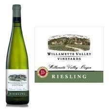 wilamette valley vineyards riesling