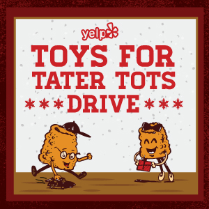 Toys For Tater Tots square