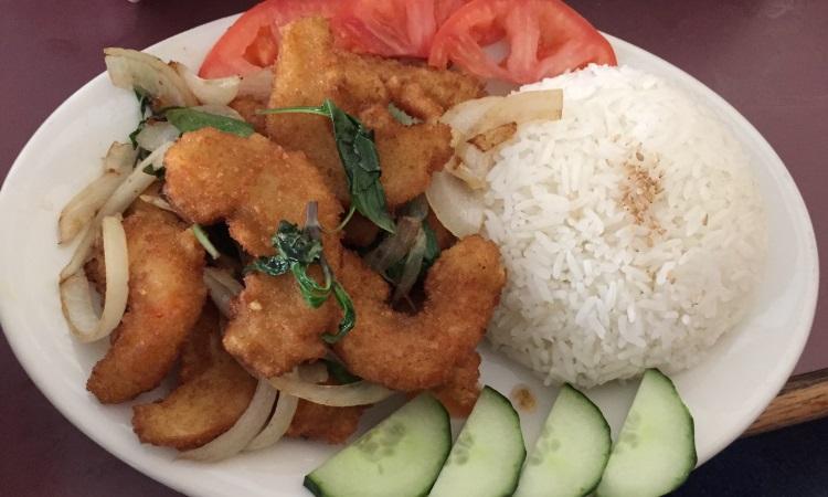all chay cha cha shrimp