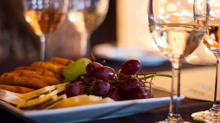 blue bistro cheese and wine