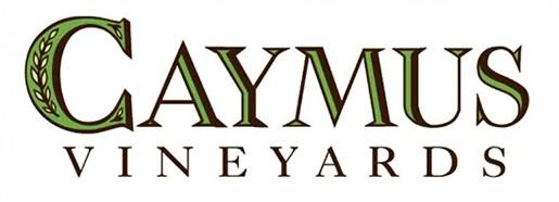 caymus vineyards logo