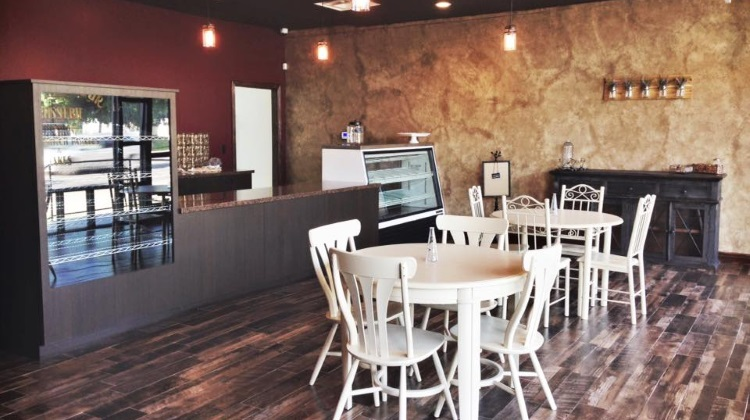 Passion Flour Patisserie interior