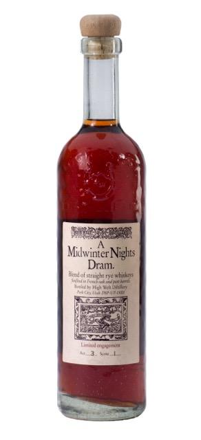 Midwinter Night's Dram
