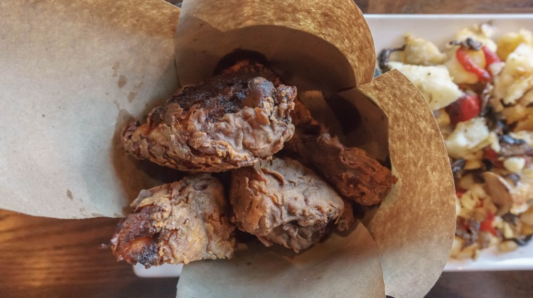 the annex fried chicken