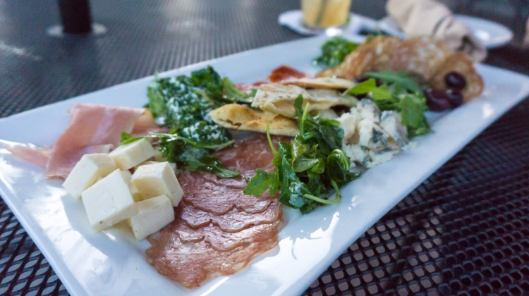 Taste Of The Wasatch 2015 dining at honeycomb grill charcuterie