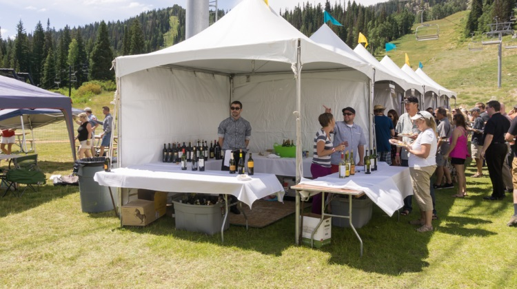 Taste Of The Wasatch 2015  general admission wine