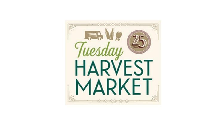 tuesday harvest farmers market