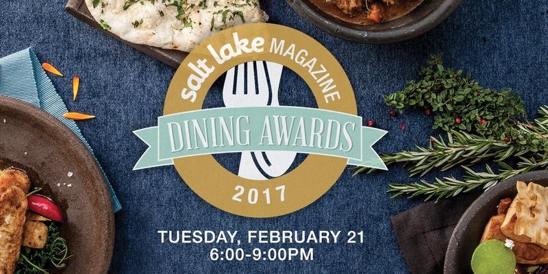 Salt Lake magazine Dining Awards image
