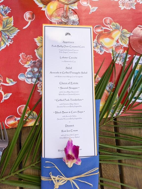 Savor The Summit 2016 - Cuisine Unlimited menu